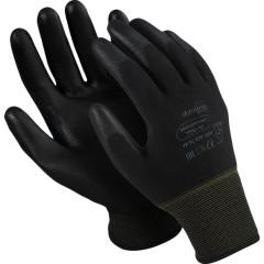 Перчатки Manipula Specialist Микропол  нейлон/ПУ размер 10 белые