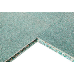 Строительная плита QUICK DECK PROFESSIONAL шпунтованная влагостойкая 2440х600х16 мм