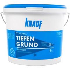 Грунт Knauf Тифенгрунд белый 5 кг