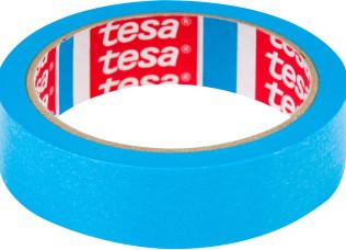 Лента малярная TESA 25 мм х 25 м синяя