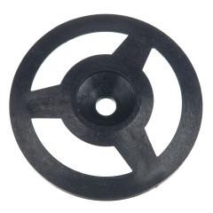 Шайба Рондоль для утеплителя Omax 50 мм полипропилен, 50 шт.