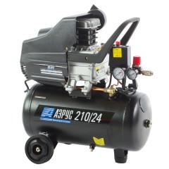 Компрессор масляный Аэрус 24 л 210 л/мин 1.5 кВт