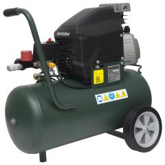 Компрессор масляный Metabo Basic 250-24W 24 л 200 л/мин 1.5 кВт