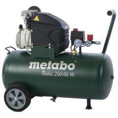 Компрессор масляный Metabo Basic 250-50W 50 л 200 л/мин 1.5 кВт