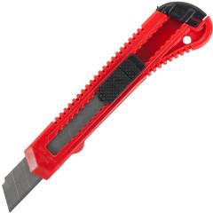Нож Matrix 18 мм пластиковая ручка