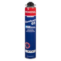 Пена монтажная профессиональная Penosil 65 пистолетная зимняя 800 мл