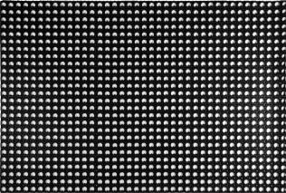 Коврик придверный DIY Ячеистый 100х150 cм 16 мм