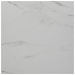Керамогранит LB-CERAMICS Бьянка Каррара напольный 45x45 см белый