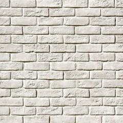 Плитка декоративная WHITE HILLS Кельн Брик 1.63 м2 белая