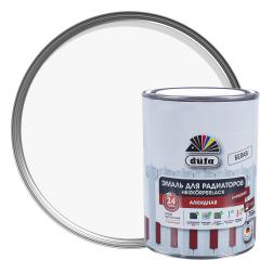 Эмаль для радиаторов Dufa Novax Heizkorperlack белая 0.75 л