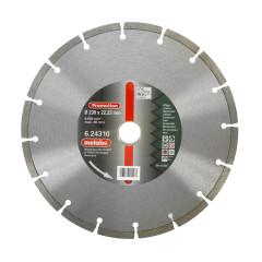 Диск алмазный по бетону Metabo 230х22.23x1.7 мм