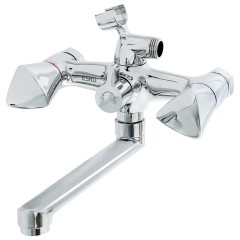 Смеситель для ванны Esko Versal универсальный