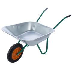 Тачка садовая одноколесная PALISAD 90 кг 65 л