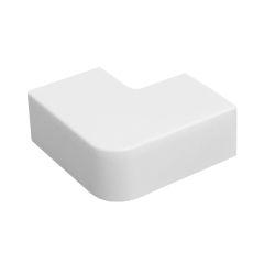 Поворот 90 градусов Tplast 15х10 мм белый, 4 шт.