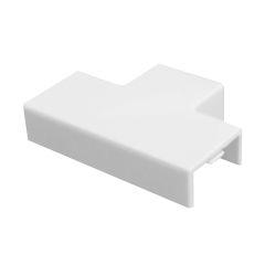 Угол Т-образный 20х10 мм Tplast белый, 4 шт.