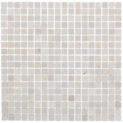 Мозаика Artens Mineral кремовая 300х300х8 мм 0.09 м2