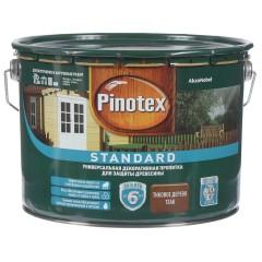 Антисептик Pinotex Standard тиковое дерево 9 л