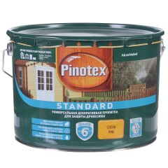 Антисептик Pinotex Standard сосна 9 л