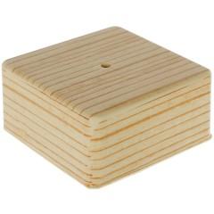 Коробка распределительная ОП Tplast 100х100х50 мм сосна