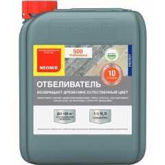 ОтбеливательдлядереваNeomid5005кг концентрат1:1