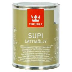 Масло для пола Tikkurila Supi Lattiaolju 0.9 л