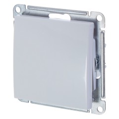 Переключатель одноклавишный Schneider Electric W59 VS610-156-1-86 белый