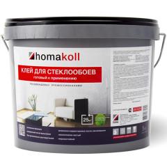 Клей Homakoll 202 водно-дисперсионный для стеклотканевых обоев 5 кг