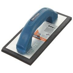 Гладилка затирочная Dexter 230х100 мм пластиковая ручка