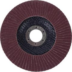 Круг лепестковый конический Flexione 125х22.23 мм Р40