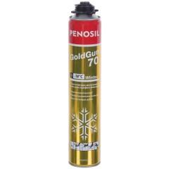 Пена монтажная профессиональная Penosil GoldGun-70 зимняя 880 мл
