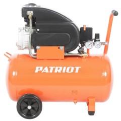Компрессор масляный Patriot LRM 50-260C 50 л 260 л/мин 1.8 кВт