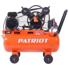 Компрессор масляный Patriot LRM 50-430R 50 л 430 л/мин 2.2 кВт