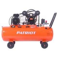 Компрессор масляный Patriot LRM 100-480R 100 л 480 л/мин 2.2 кВт