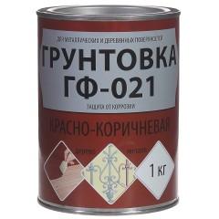 Грунт универсальный Empils ГФ-021 красно-коричневый 1 кг