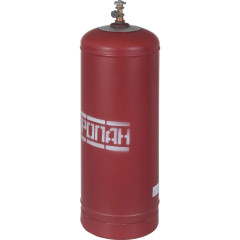 Баллон газовый Novogas пропановый с редуктором РДСГ 1-1.2 50 л