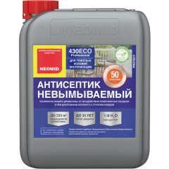 АнтисептикбиозащитныйNeomid430Eco5л концентрат1:9