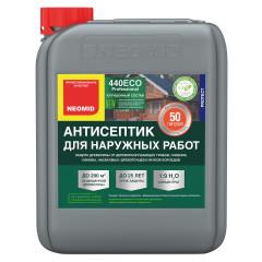 АнтисептикбиозащитныйNeomid440Eco5л концентрат1:9