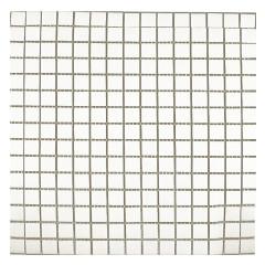 Мозаика Artens Pool белая 327х327х4 мм 0.11 м2