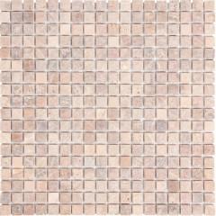 Мозаика Artens желтая 300х300х4 мм 0.09 м2