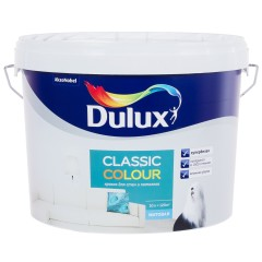 Краска Dulux Classic Colour BW 10 л