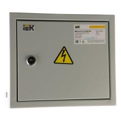 Щит металлический IEK ОЩВ-3-63-6-0 36 УХЛ4 IP31 6 модулей