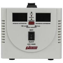 Стабилизатор напряжения Powerman AVS 1000D 1000 Вт однофазный