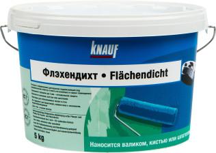 Гидроизоляция Knauf Флэхендихт 5 кг