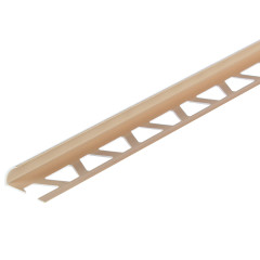 Профиль наружный Ideal Standart 10 мм 2.5 м песок бежевый
