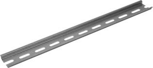 DIN-рейка оцинкованная IEK 30 см