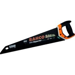 Ножовка Bahco по дереву мелкий зуб 475 мм