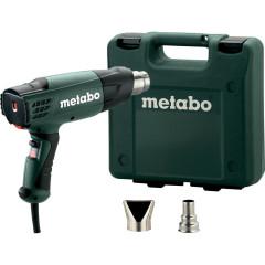 Фен строительный Metabo HE 20-600 2 кВт