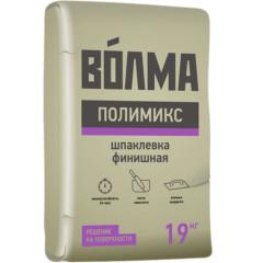 ШПАКЛЕВКА ПОЛИМЕРНАЯ ВОЛМА Полимикс 19 кг