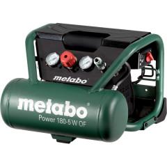 Компрессор Metabo Power 180-5 W OF поршневой 90 л/мин 1.1 кВт 8 бар