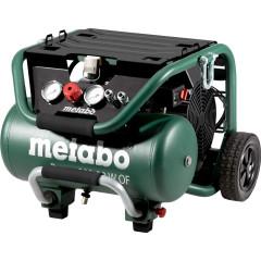 Компрессор Metabo Power 400-20 W OF поршневой 200 л/мин 2.2 кВт 10 бар